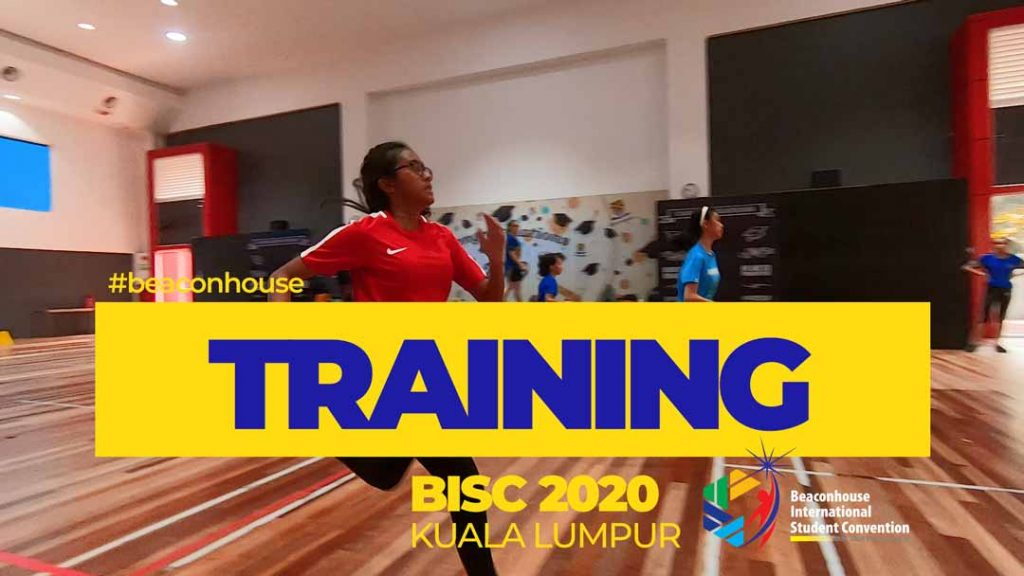 Training for BISC 2020