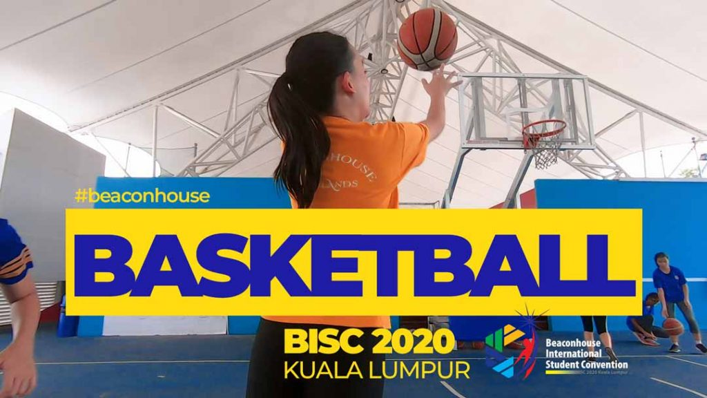 Basketball Training for BISC 2020